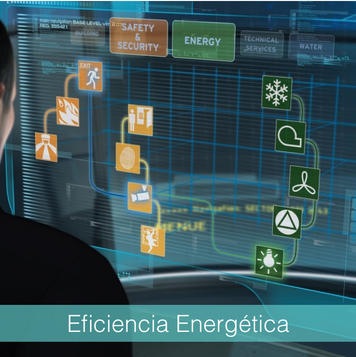 Eficiencia energética, Gestión y control