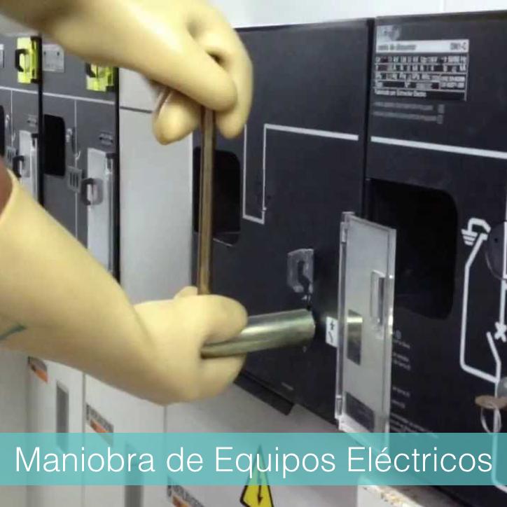 Capacitación para Maniobras equipos eléctricos de MT y BT