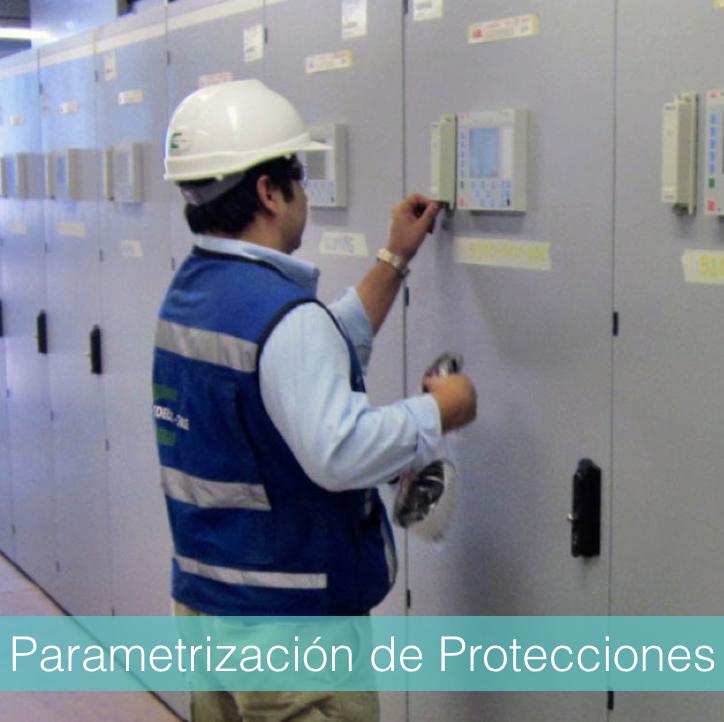 Parametrizacion de Protecciones en celdas MT