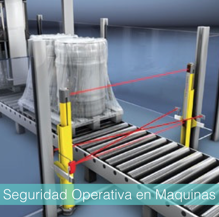 Seguridad de Máquinas  (Power Lockout)