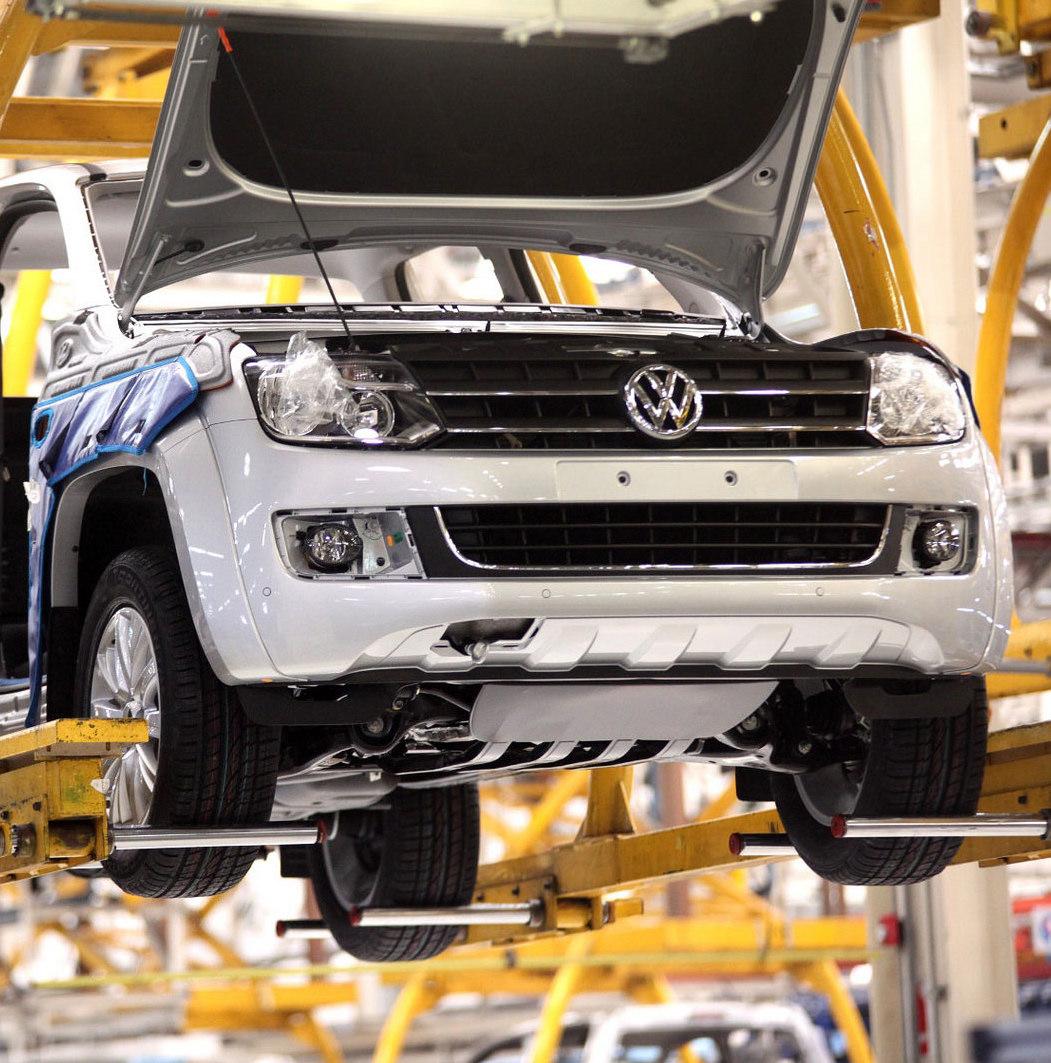 Sistema de posicionamiento absoluto - Volkswagen Argentina