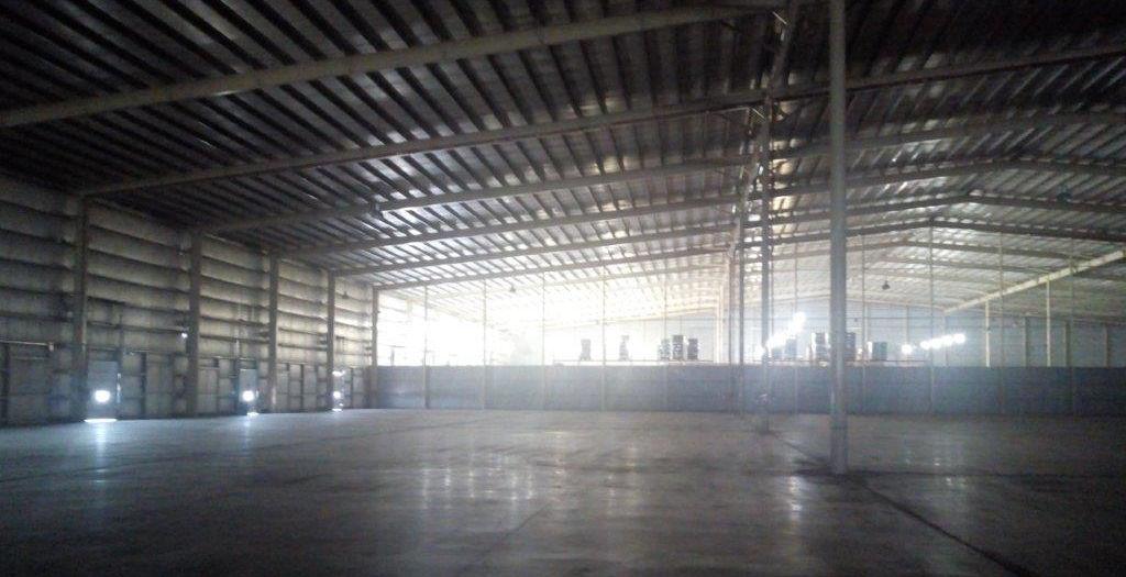 Parque industrial de PÉREZ
